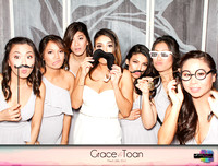 10014 - Grace + Toan Photobooth