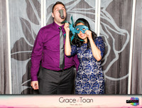 10021 - Grace + Toan Photobooth