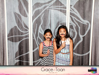 10024 - Grace + Toan Photobooth
