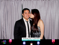 1008 - Annalyn + Steven Photobooth