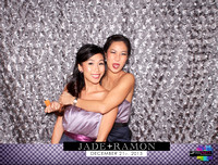 0020 - Jade + Ramon Photobooth