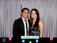 1006 - Annalyn + Steven Photobooth