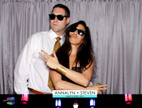 1009 - Annalyn + Steven Photobooth