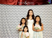40006 - Tracy + Ricky Wedding Photobooth 2017