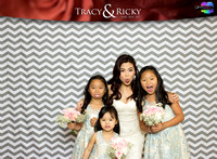 40007 - Tracy + Ricky Wedding Photobooth 2017