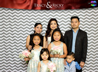 40009 - Tracy + Ricky Wedding Photobooth 2017