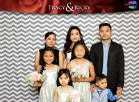 40011 - Tracy + Ricky Wedding Photobooth 2017