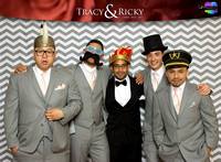 40012 - Tracy + Ricky Wedding Photobooth 2017
