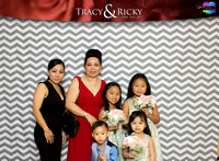 40016 - Tracy + Ricky Wedding Photobooth 2017