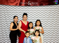 40017 - Tracy + Ricky Wedding Photobooth 2017