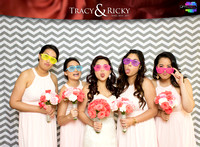 40004 - Tracy + Ricky Wedding Photobooth 2017