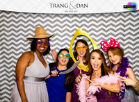 30000 - Trang + Dan Wedding Photobooth 2017