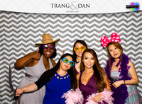 30001 - Trang + Dan Wedding Photobooth 2017