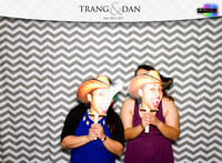 30003 - Trang + Dan Wedding Photobooth 2017