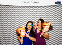 30005 - Trang + Dan Wedding Photobooth 2017