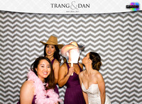 30006 - Trang + Dan Wedding Photobooth 2017