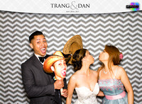 30010 - Trang + Dan Wedding Photobooth 2017