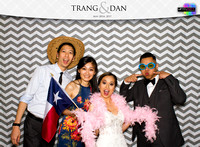 30015 - Trang + Dan Wedding Photobooth 2017