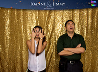 30001 - Joanne + Jimmy Wedding Photobooth 2017