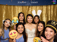 30003 - Joanne + Jimmy Wedding Photobooth 2017