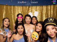 30004 - Joanne + Jimmy Wedding Photobooth 2017