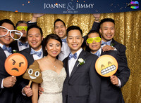 30006 - Joanne + Jimmy Wedding Photobooth 2017