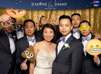 30007 - Joanne + Jimmy Wedding Photobooth 2017