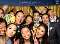 30011 - Joanne + Jimmy Wedding Photobooth 2017