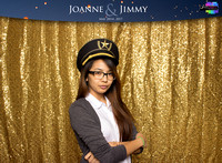 30016 - Joanne + Jimmy Wedding Photobooth 2017