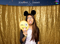 30017 - Joanne + Jimmy Wedding Photobooth 2017