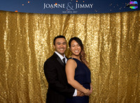 30019 - Joanne + Jimmy Wedding Photobooth 2017