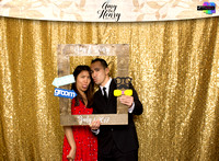 30004 - Amy + Henry Wedding Photobooth 2017