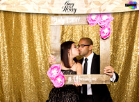 30016 - Amy + Henry Wedding Photobooth 2017