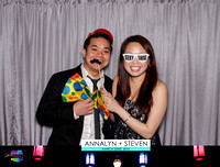 1003 - Annalyn + Steven Photobooth