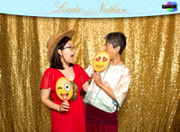 60020 - Linda + Nathan Wedding Photobooth 2017