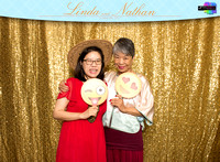 60019 - Linda + Nathan Wedding Photobooth 2017