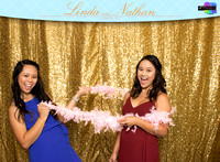 60016 - Linda + Nathan Wedding Photobooth 2017