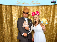 60024 - Linda + Nathan Wedding Photobooth 2017
