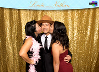 60013 - Linda + Nathan Wedding Photobooth 2017