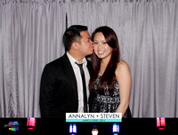 1007 - Annalyn + Steven Photobooth