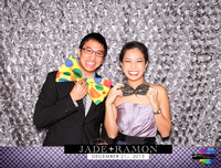 0021 - Jade + Ramon Photobooth