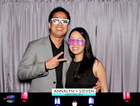 1015 - Annalyn + Steven Photobooth