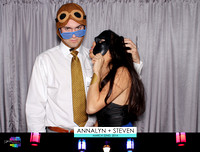 1013 - Annalyn + Steven Photobooth