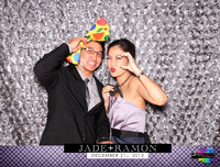 0022 - Jade + Ramon Photobooth