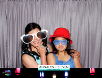 1002 - Annalyn + Steven Photobooth