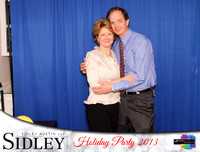 Sidley Austin LLP Holiday Party 2013