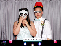 1018 - Annalyn + Steven Photobooth