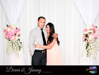 10323 - Diana + Jimmy Wedding Photobooth