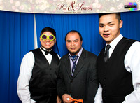 20011 - Mai + Simon Wedding Photobooth 2018