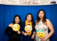 20015 - Mai + Simon Wedding Photobooth 2018